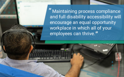 Disability Compliance: Is Your Company On Board?