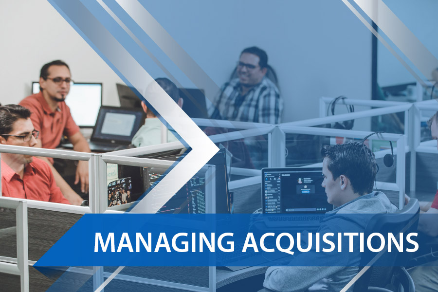 Managing Acquisitions: How To Pivot A Company To Success